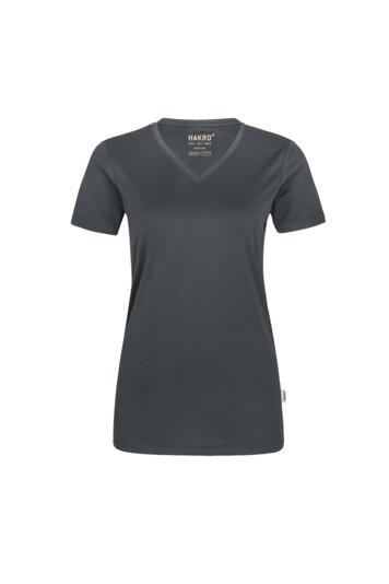 Hakro Women V-Shirt Coolmax