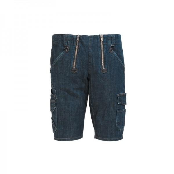 FHB Volkmar Jeans Zunftbermuda Lycra-Strech